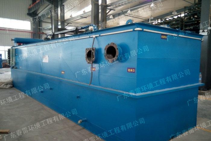 春雷养殖污水处理设备