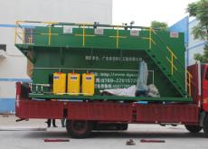 深圳百家味食品有限公司的一体化污水处理设备项目概况