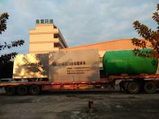 广西某制药股份公司生活污水处理设备项目启动