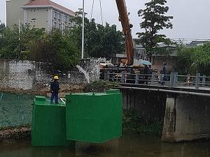 河道治理污水处理设备