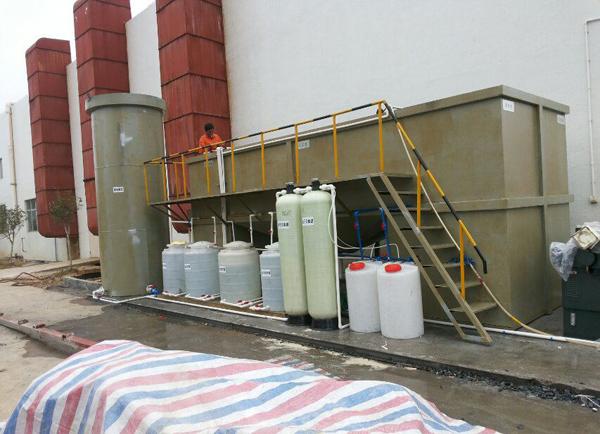蚀刻工业废水处理设备