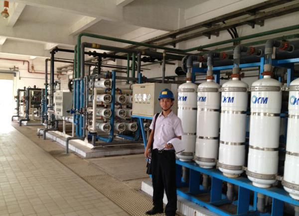 工业废水处理回用设备