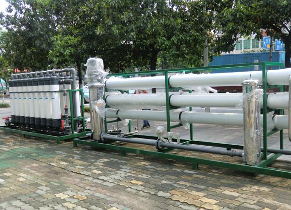 生活废水处理回用设备