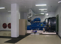 发电机房噪音处理设备