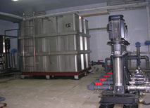 水泵房噪声治理设备